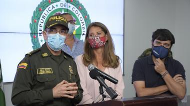 """""""Barranquilla es modelo en temas de seguridad"""": director de la Policía"""