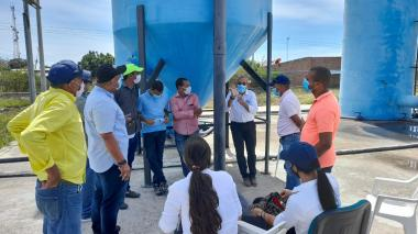 La empresa Asaa operará el acueducto de Camarones