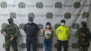 En Montería una mujer fue capturada por la muerte de un taxista