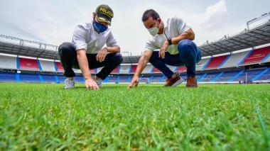 Barranquilla está lista para el reinicio del fútbol colombiano