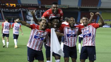Junior 1, Medellín 0: Teo da el primer triunfo