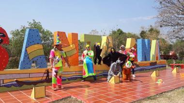 La virtualidad se toma el Carnaval de la Chapa Pelá en el Magdalena