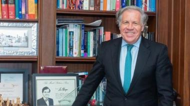 """OEA dice que extradición de Saab """"es clave"""" para acabar con Maduro"""