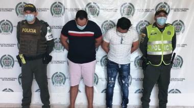 Dos Capturados por hurto a cajeros automáticos en Valledupar