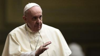 """El papa pide """"unidad"""" a la Iglesia de Venezuela"""