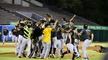 Águilas Cibaeñas, de Nabil Crismatt, se alzan con el título en Dominicana