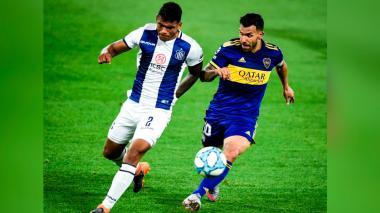 """""""Iba a ser feliz si volvía a Junior o quedándome en Talleres"""": Rafael Pérez"""