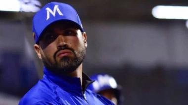 Ozney Guillén, suspendido por el resto de la liga colombiana de béisbol