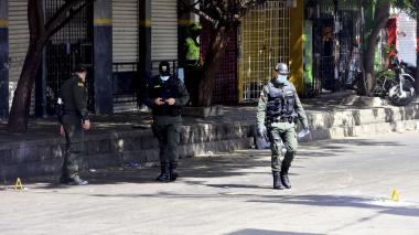 Las pruebas del atentado con granada se obtuvieron rápido: Fiscalía