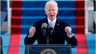 """La democracia ha prevalecido"": Joe Biden"