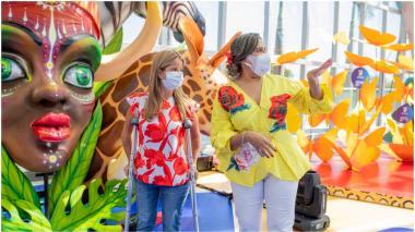 Carnaval del Atlántico 2021, tributo a los hacedores