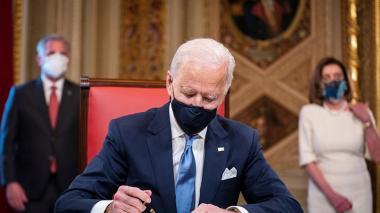Biden devuelve a EE. UU. al Acuerdo de París y evita su salida de la OMS
