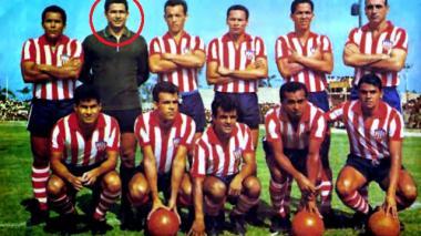 Calixto Avena, ex arquero de Junior, muere a los 77 años