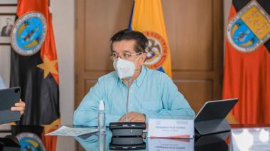 Gobierno Nacional entregará hoja de ruta de vacunación a entes territoriales