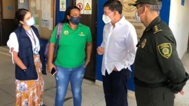 Dau pide apoyo a MinJusticia para trasladar Cárcel de Mujeres