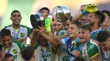 Defensa y Justicia, campeón de la Copa Sudamericana