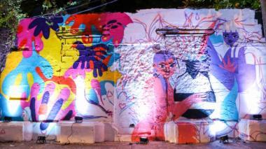 Mujeres que reflejan su poder a través del grafiti