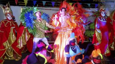 Lanzamiento virtual del Carnaval Gay 2021
