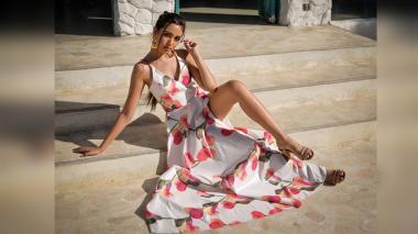 Gabriela Bolívar, la abogada que soñaba con ser modelo