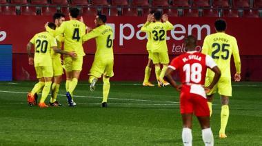 Yeremy clasifica al Villarreal, que no contó con Carlos Bacca