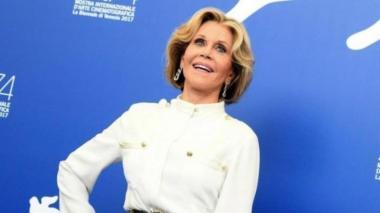 Jane Fonda recibirá el premio Cecil B. deMille en los Globos de Oro