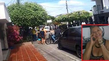 Ofrecen recompensa por sangriento asesinato en el centro de Montería