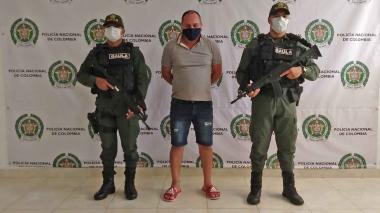 Cae presunto extorsionista al servicio del 'Clan del Golfo' en Montería