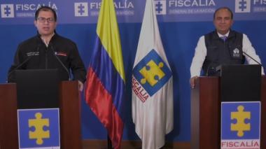 Francisco Barbosa y Carlos Camargo.