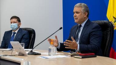 Sanciones a ex-Farc deben ser proporcionales y no revictimizantes: Duque