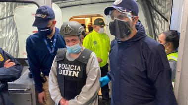 Justicia y Paz cancela notificación de Interpol contra Hernán Giraldo