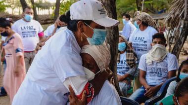 Se conmemoraron veinte años de la masacre de El Pozo, en La Guajira