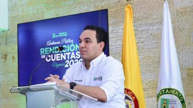 En Barrancas se han invertido $10 mil millones en vías terciarias