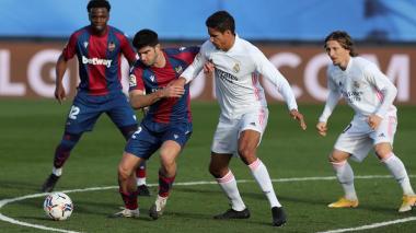 El Real Madrid renuncia a la Liga