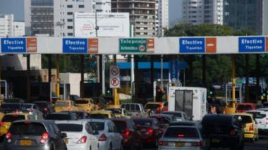 Peajes internos caldean los ánimos en Cartagena