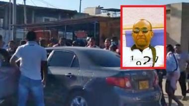 Padre e hijo son atacados a bala en Maicao