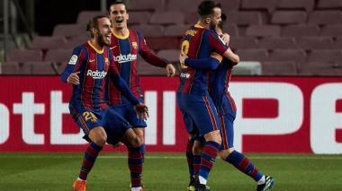 El Barcelona escala hasta la segunda plaza