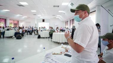 En Sucre invertirán $98 mil millones en obras para municipios Pdet