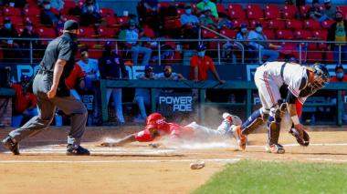 Panamá se apuntó el primer triunfo en la Serie del Caribe.