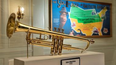 """Disney inaugura la sorprendente exposición """"El alma del jazz"""" en Orlando"""