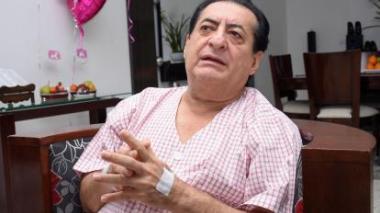 Jorge Oñate ha dado señales de vida en los últimos días.