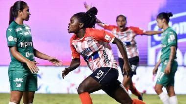 La liga femenina de Colombia se realizará entre julio y septiembre