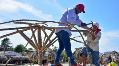 Vientos de hasta 57 km por hora sobre San Andrés, alerta Dimar