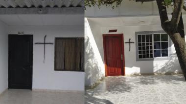 Continúa el misterio de las cruces en Juan de Acosta