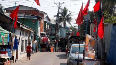 China dice que comunidad internacional no debe dañar estabilidad en Birmania