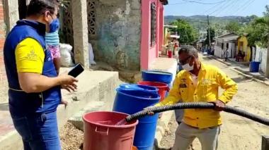 Buscan prevenir incendios forestales por sequía en Bolívar