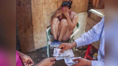 Mujeres, niños y LGTB+, los más vulnerables a la trata en Latinoamérica