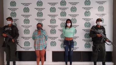 Detenidos por extorsionar con videos sexuales en Santa Marta