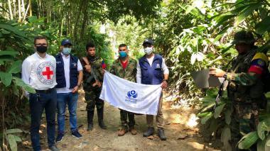 Liberan a un militar secuestrado en el Catatumbo por disidencias de las Farc