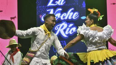 La Noche del Río se realizará el próximo jueves 11 de febrero desde las 8:00 p.m. en el Cubo de Cristal.