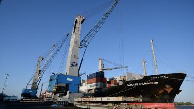Terminales de Barranquilla movilizaron 10,5 millones de toneladas en 2020